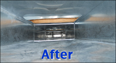 Air Duct Cleaning After